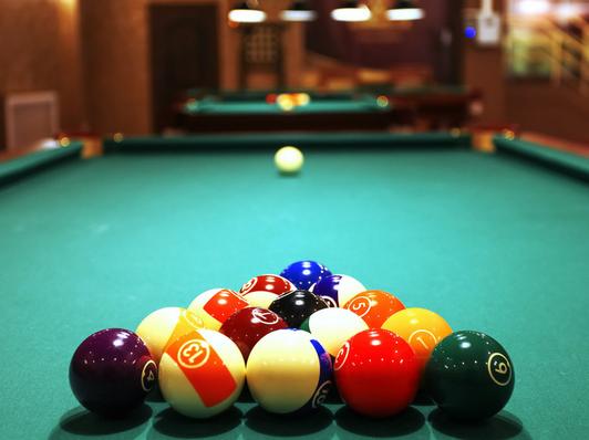 billiard table restoration boston