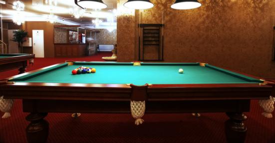 refelt pool table